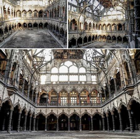 Belgium Building